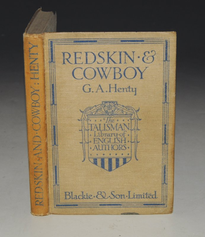 Image for Redskin & Cowboy. The Talisman Library.