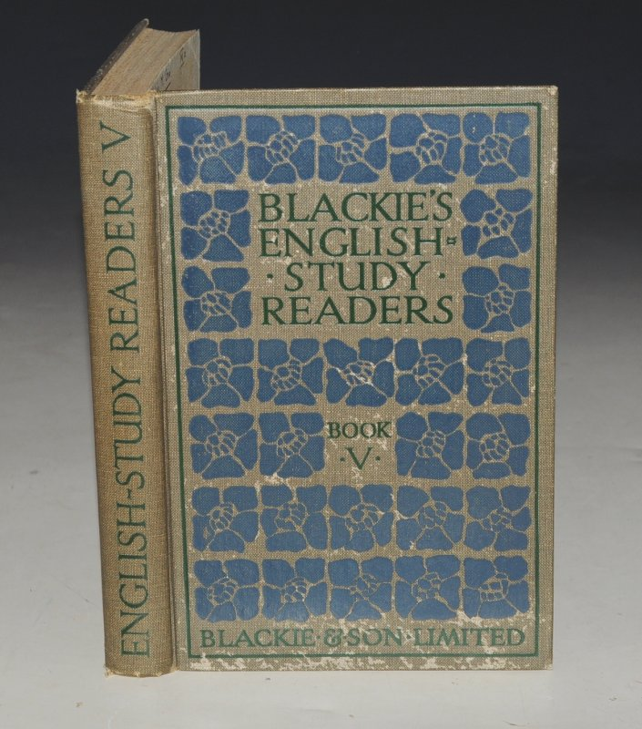 Image for Blackie's English-Study Readers. Fifth Reader. Book V. Henty, Hardy, Conrad, Kipling, Dickens, etc.