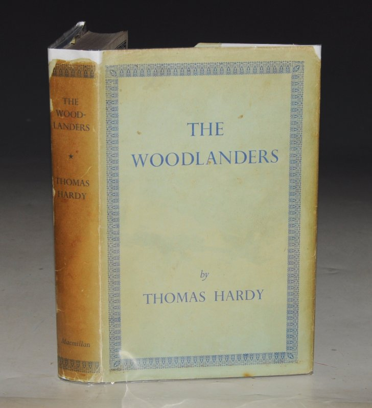 Image for The Woodlanders Library Edition.