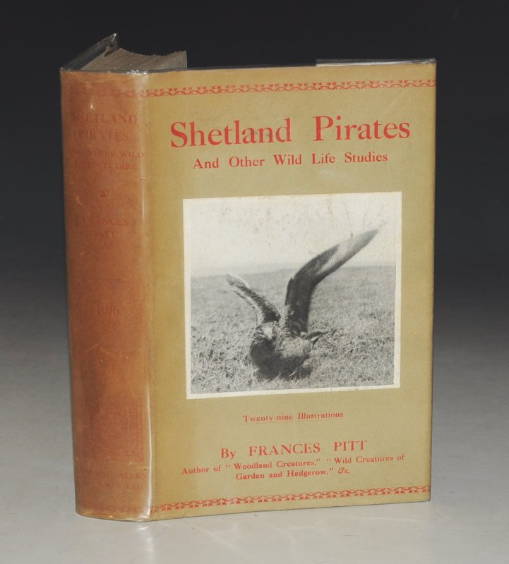 Image for Shetland Pirates and Other Wild Life Studies.