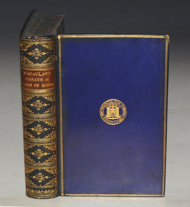 Image for Lord Macaulay's Essays and Lays of Ancient Rome. Popular Edition.