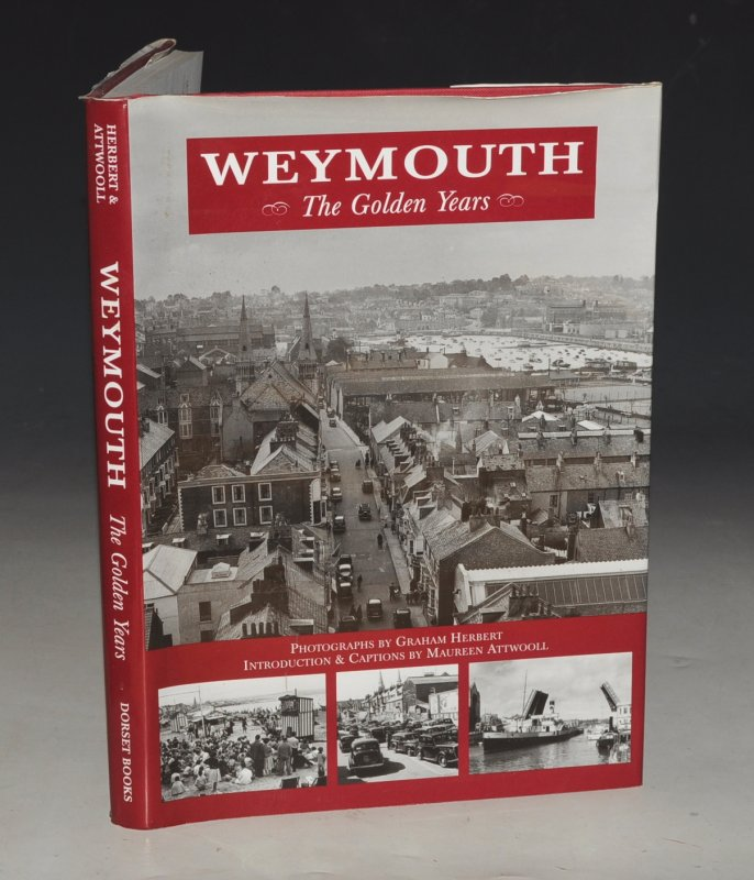 Image for Weymouth The Golden Years SIGNED.