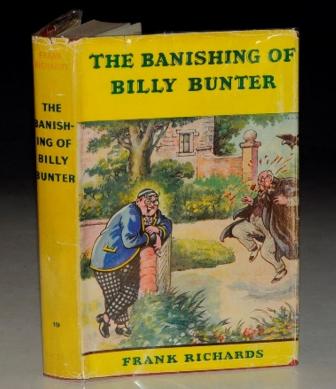 Image for The Banishing of Billy Bunter. Illustrated by C. H. Chapman.