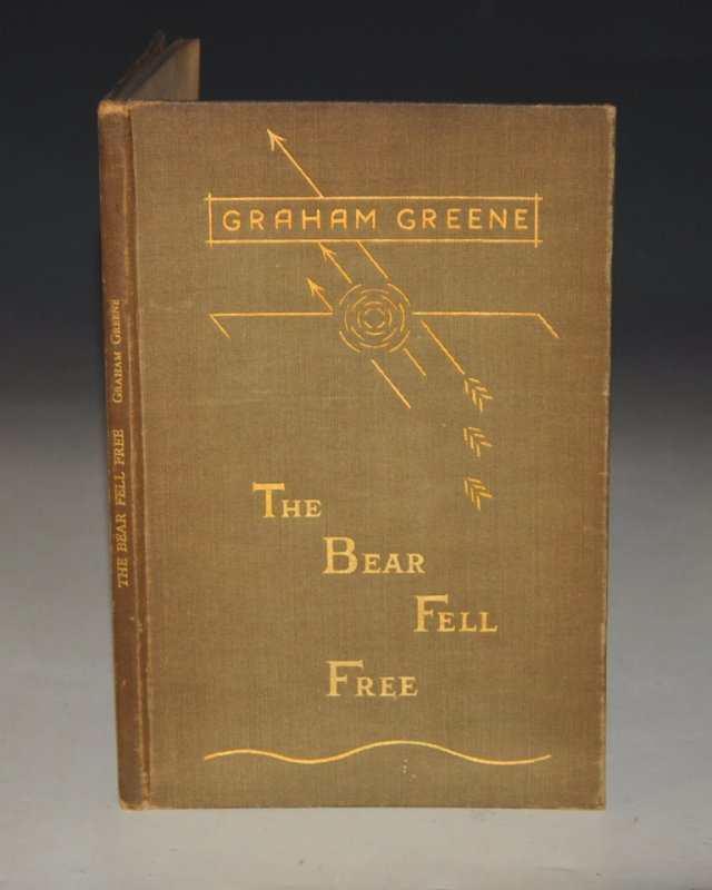 "Image for The Bear Fell Free. Signed & Limited Numbered Edition. ""The Grayson Books"" Edited by John Hackney."