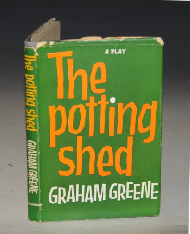 Image for The Potting Shed. a Play in Three Acts.