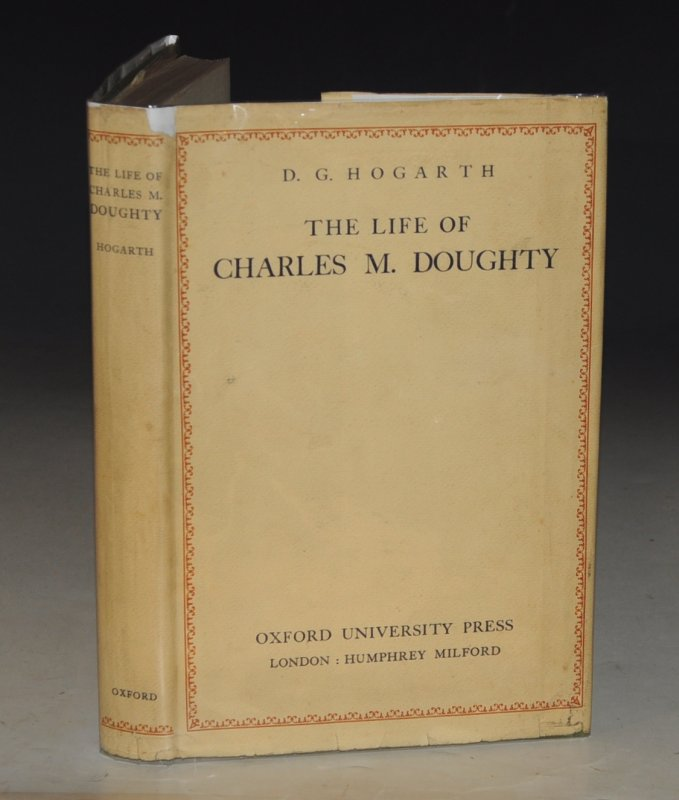 Image for The Life of Charles M. Doughty.