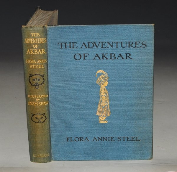 Image for The Adventures of Akbar.