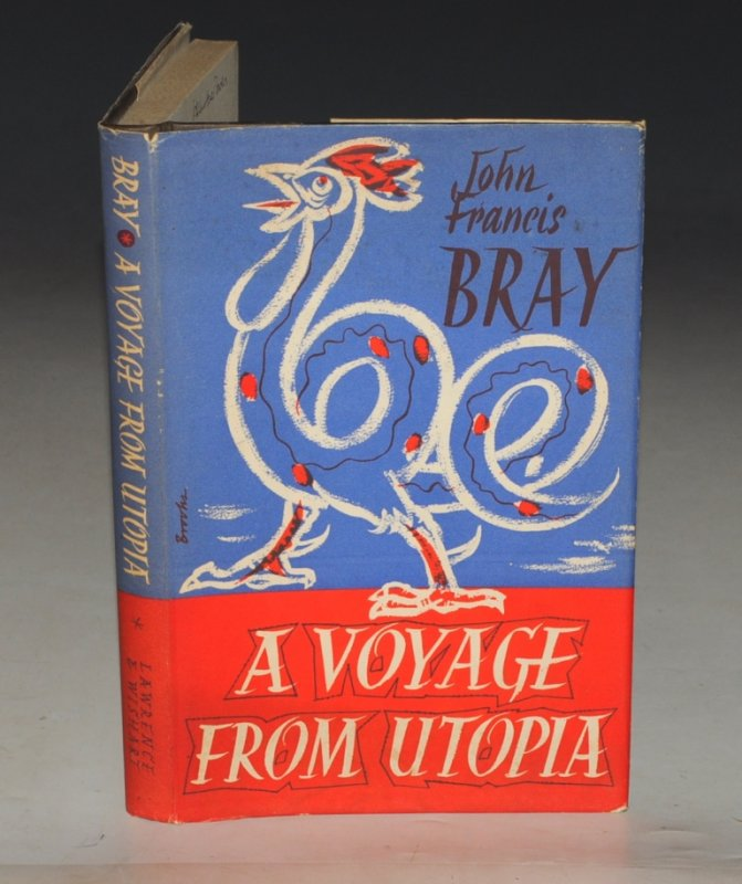 Image for A Voyage From Utopia. Edited with an Introduction by M. F. Lloyd-Prichard.