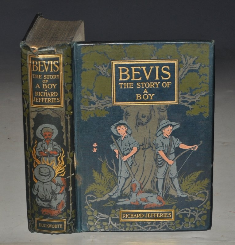 Image for Bevis. The Story of a Boy. With an Introduction by E. V. Lucas. With Illustrations by Harry Rowntree.