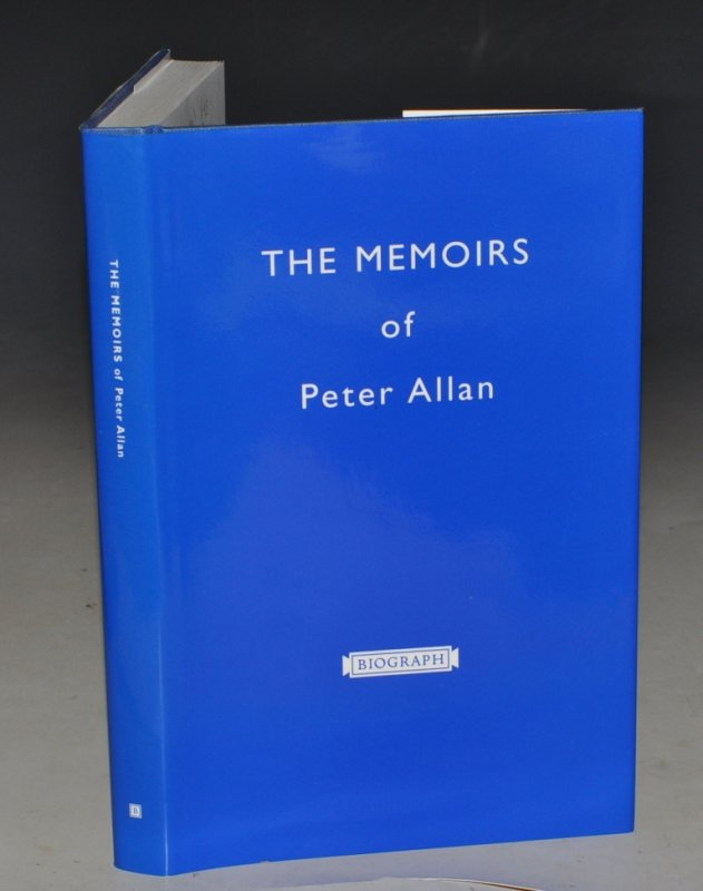 Image for The Memoirs of Peter Allan.