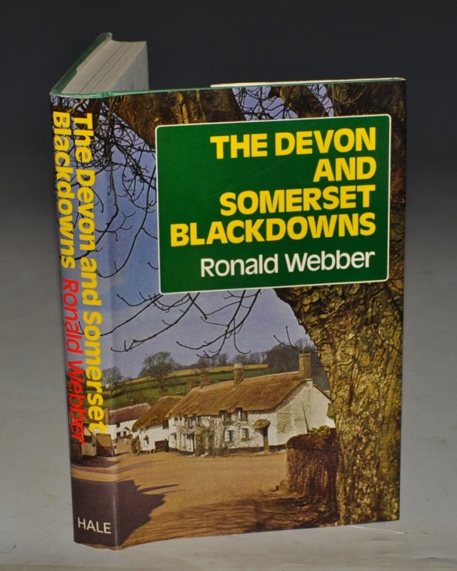 Image for The Devon and Somerset Blackdowns. Photographs specially taken by Cliff Fane.