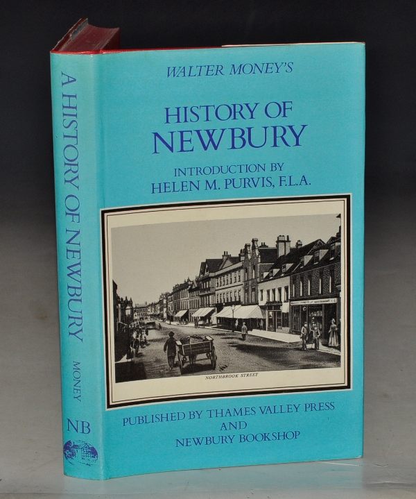 Image for A History of Newbury. Introduction by Helen M. Purvis.