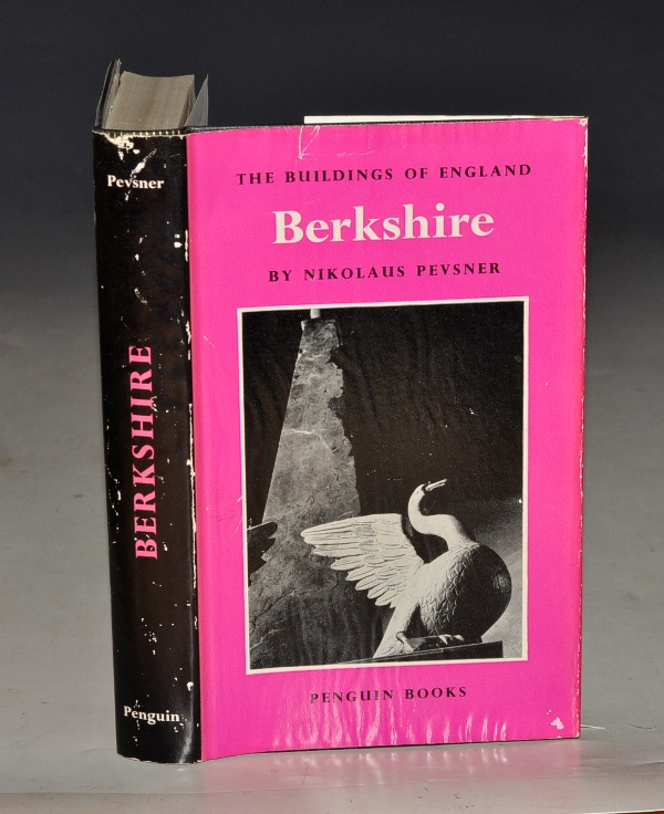 Image for Berkshire. The Buildings of England.