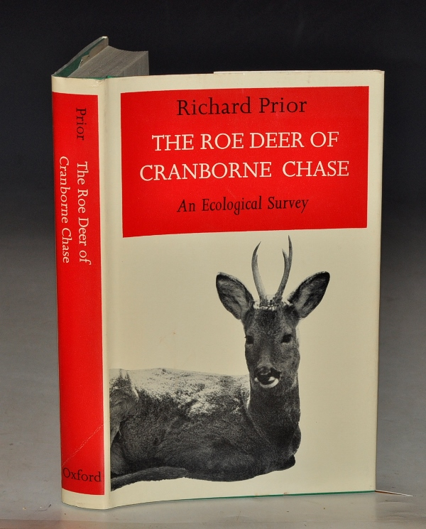 Image for The Roe Deer of Cranborne Chase. An Ecological Survey. With an Appendix on the Diseases of Roe by Dr. A. McDiarmid.
