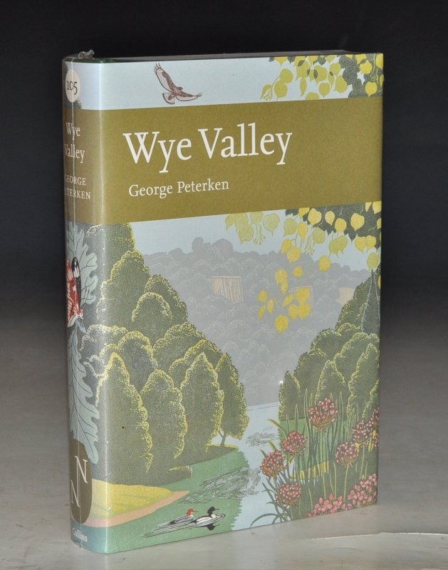 Image for Wye Valley. New Naturalist 105.