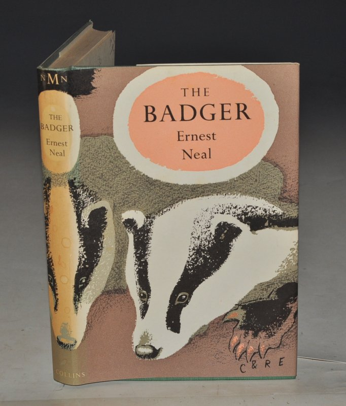 Image for The Badger. (1) (The New Naturalist Monograph).
