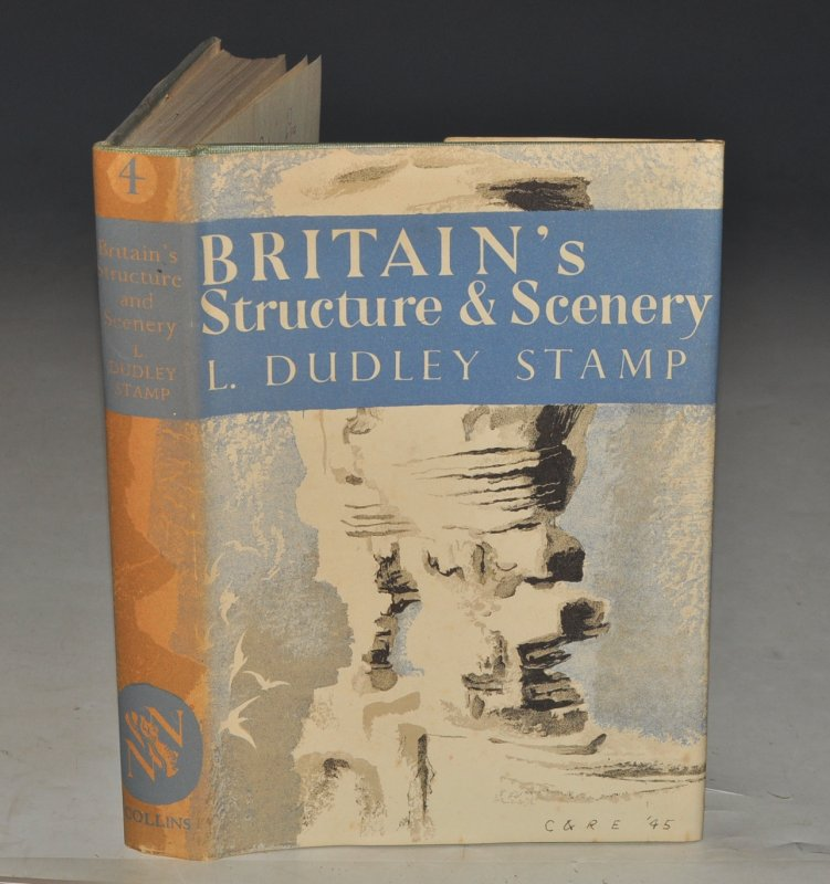 Image for Britain's Structure and Scenery. (The New Naturalist 4).