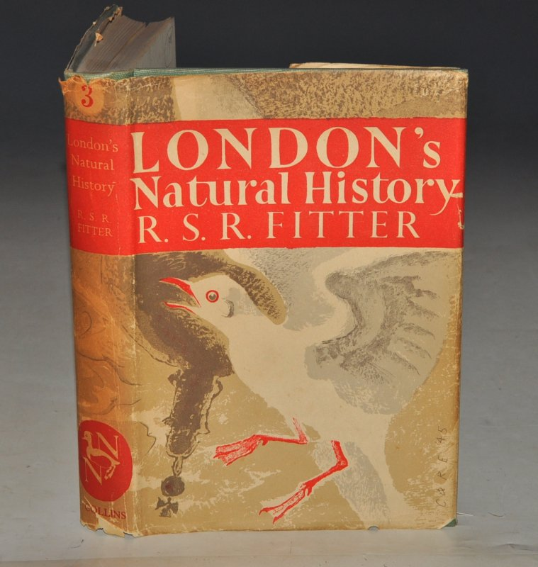 Image for London's Natural History. (The New Naturalist 3).