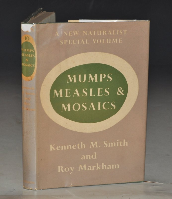 Image for Mumps Measels & Mosaics (10) (The New Naturalist Monograph 10).