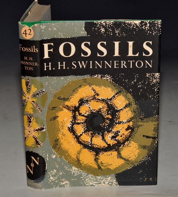 Image for Fossils. The New Naturalist 42. With one colour plate by Maurice Wilson. 133 b&w photographs and 21 text figures.