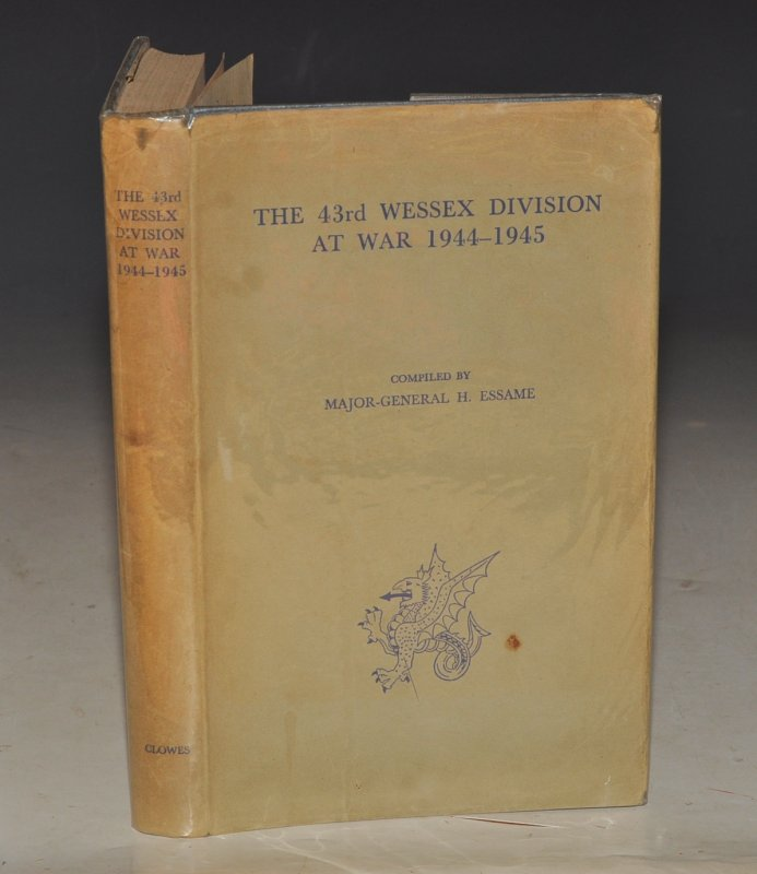 Image for The 43rd Wessex Division at War 1944-1945.