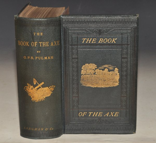 Image for The Book of the Axe. Containing a piscatorial Description of that stream and historical sketches of all the parishes and remarkable places upon its Banks. With nearly One Hundred Illustrations and a Map. Fourth Edition, Re-Written and Greatly Enlarged.