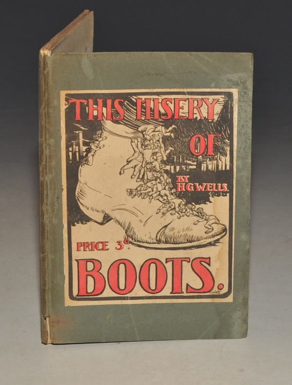 Image for The Misery of Boots. Reprinted with alterations from the Independent Review, December 1905.