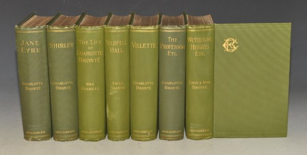 Image for The Life and Works of Charlotte Bronte and her sisters. Haworth edition. With Introductions to the works by Mrs Humphry Ward and an Introduction and notes to the Life by Clement K. Shorter. In Seven Volumes with portraits and illustrations.