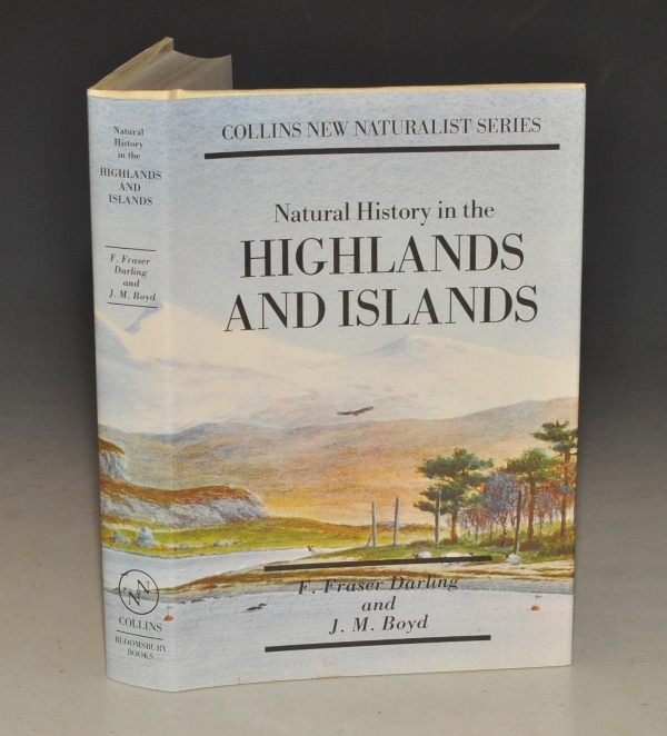 Image for Natural History in The Highlands and Islands. (The New Naturalist 6).