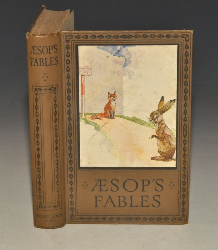 Image for Aesop's Fables. Retold by Blanche Winder.