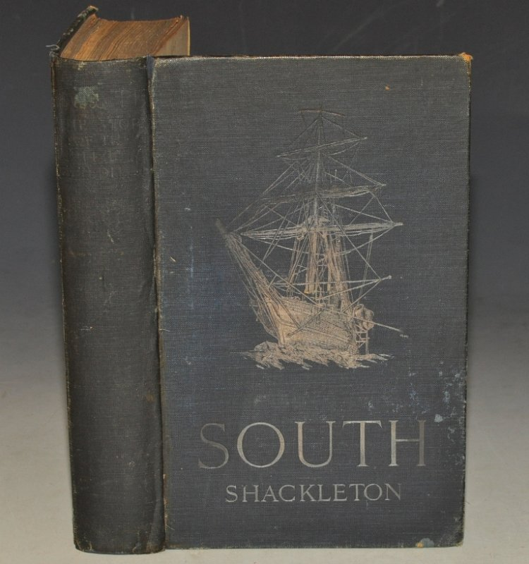 Image for South. The Story of Shackleton's Last Expedition 1914-1917. Illustrated.