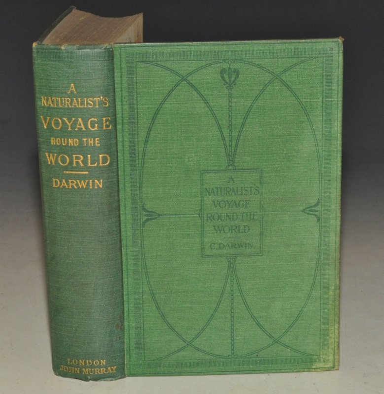 "Image for A Naturalist's Voyage Round The World. Or, Journal of Researches into the Natural History and Geology of the Countries visited during the Voyage round the world of H.M.S. ""Beagle"" under the Command of Captain Fitz Roy. A New Edition, With Illustrations."