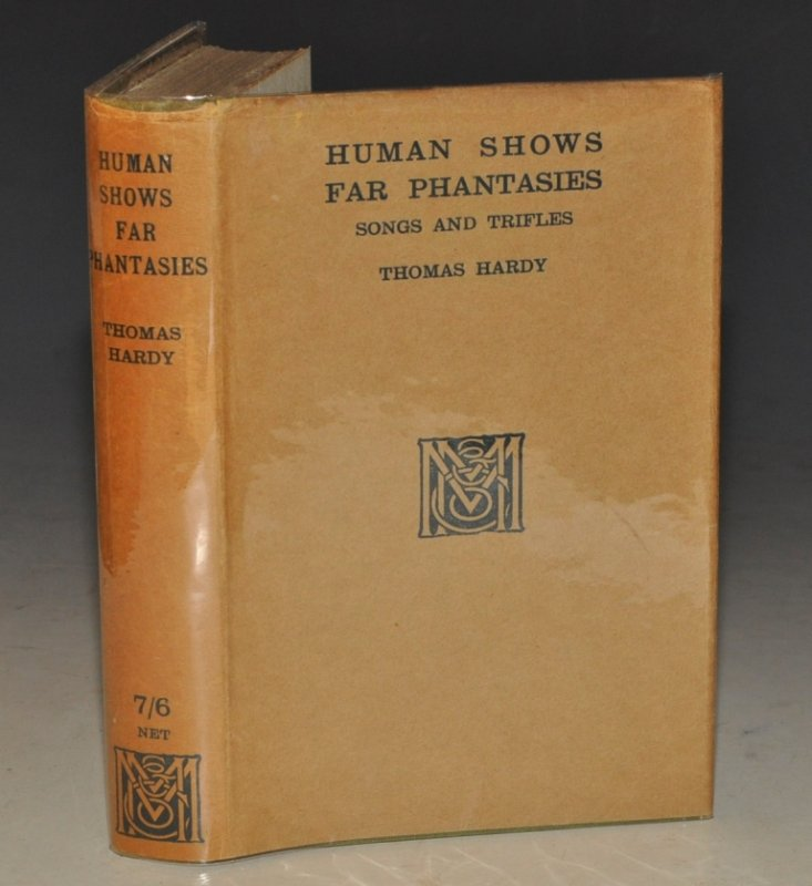 Image for Human Shows Far Phantasies. Songs and Trifles.