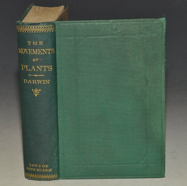 Image for The Power of Movement in Plants. Assisted by Francis Darwin. with Illustrations. Second Thousand.
