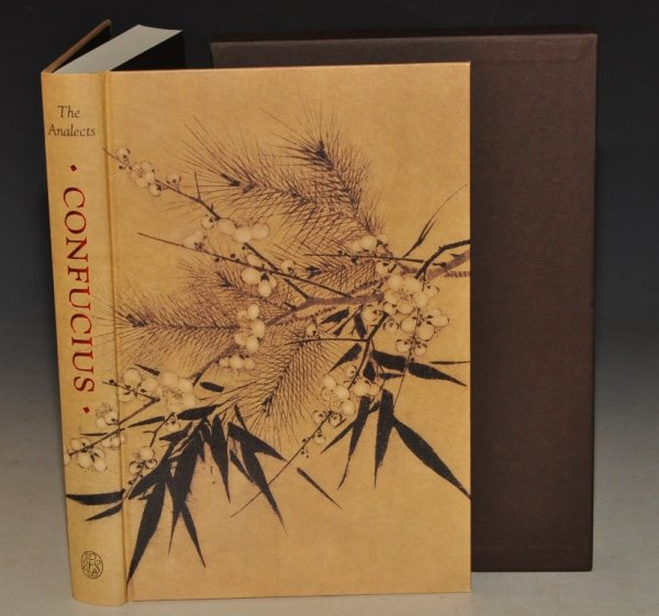 Image for Confucius, The Analects, Lun Yü. Translated with an Introduction by D. C. Lau. Preface by A. C. Grayling.