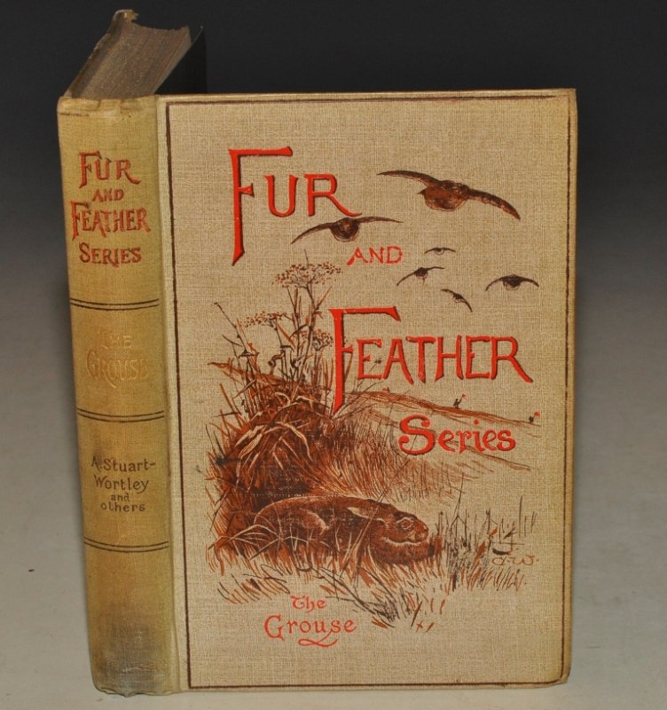 Image for THE GROUSE. Fur, Feather & Fin Series. With chapters on Natural History, Shooting and Cookery.