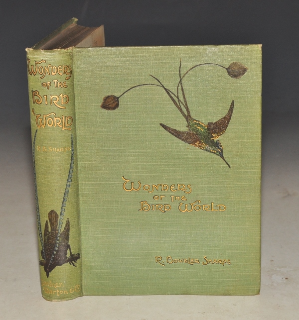 Image for Wonders of the Bird World. With illustrations by A. T. Elwes.