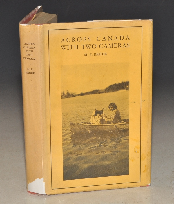 Image for Across Canada With Two Cameras (July - September, 1938) Being the Diary of M. F. Bridie.