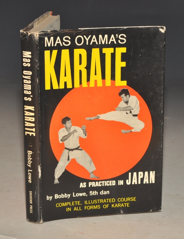 Image for Mas Oyama's Karate as Practised in Japan.