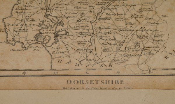 Image for Dorsetshire.
