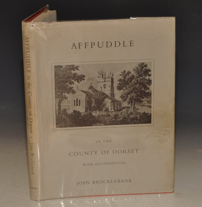 Image for Affpuddle in the County of Dorset. A.D. 987 - 1953. A Study Compiled from Written Sources. SIGNED.