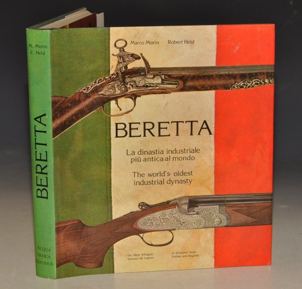 Image for Beretta The World's Oldest Industrial Dynasty.