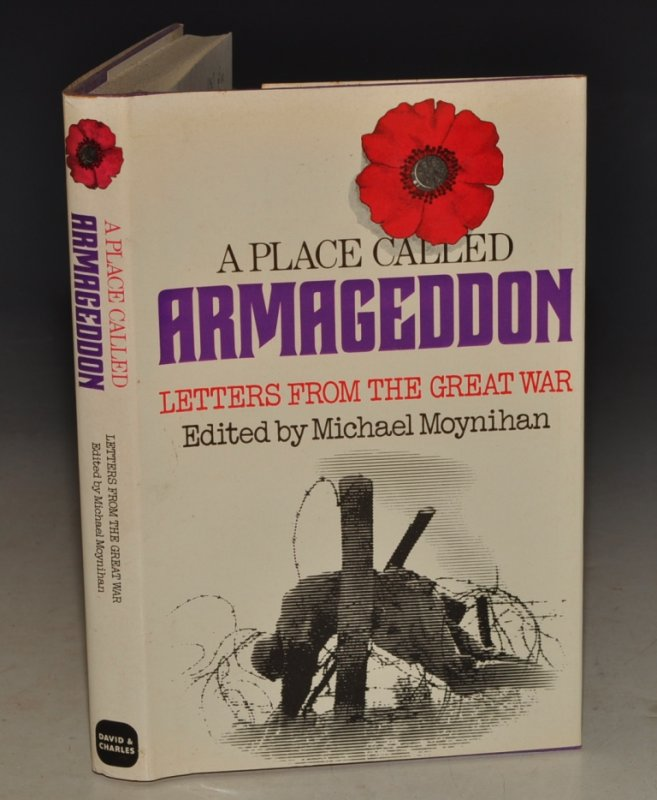Image for A Place Called Armageddon Letters From The Great War.