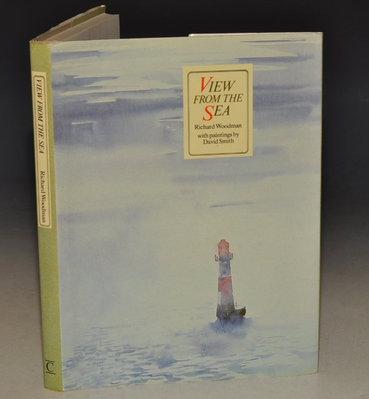 Image for View From The Sea With Paintings By David Smith. SIGNED COPY.