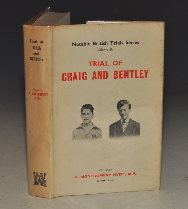 Image for Trial of Christopher Craig and Derek William Bentley Notable British Trials (NBT 81).