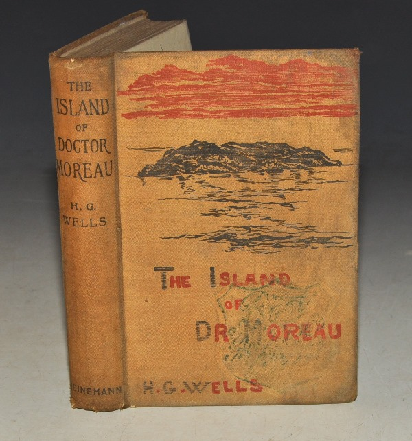 Image for The Island of Doctor Moreau.