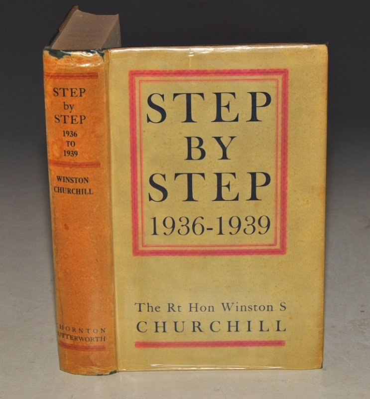 Image for Step By Step. 1936-1939.
