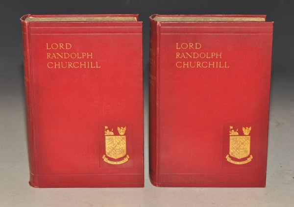 Image for Lord Randolph Churchill. In Two Volumes.