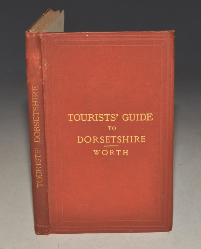 Image for Tourist's Guide to Dorsetshire: Coast, Rail and Road. With Map.