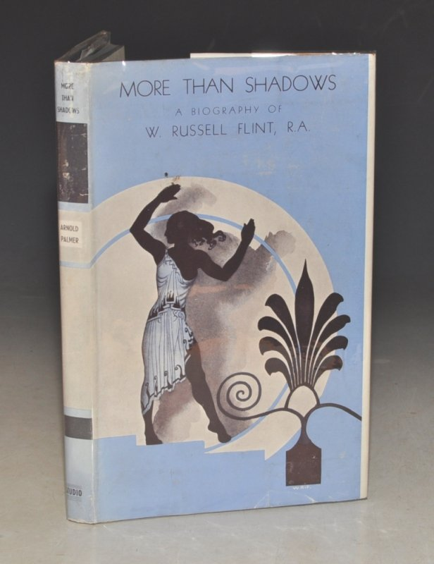 Image for More than Shadows. A Biography of W. Russell Flint.